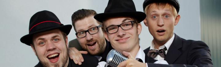 Swingiger Rock 'n' Roll: The Dizzy Dudes