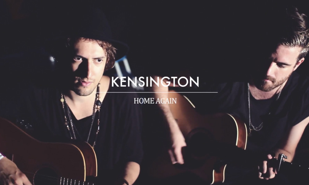 Kensington akustisch vom StoneRock 2013