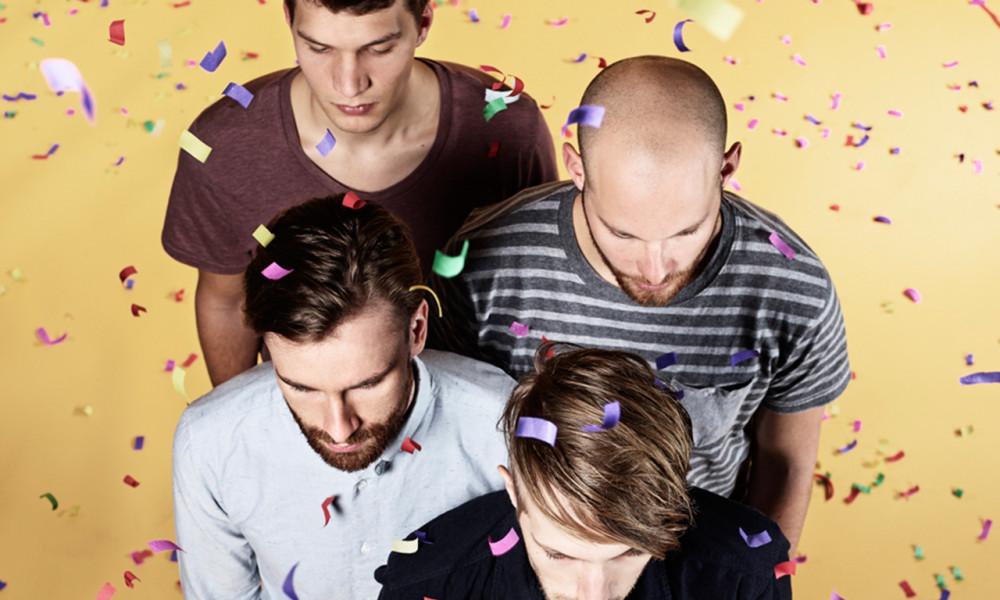 Indierock mit Attitüde: Neufundland sind dabei!