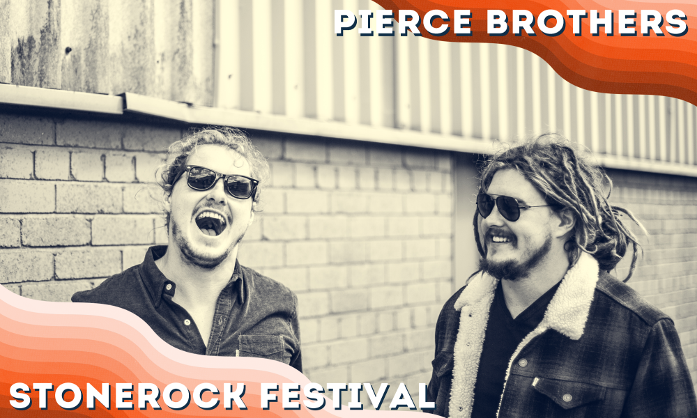 Nummer 2: Pierce Brothers