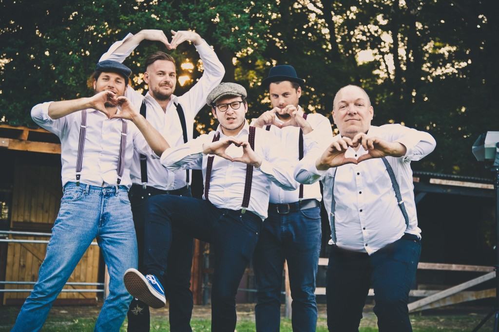 Liebe 3000 Bandfoto