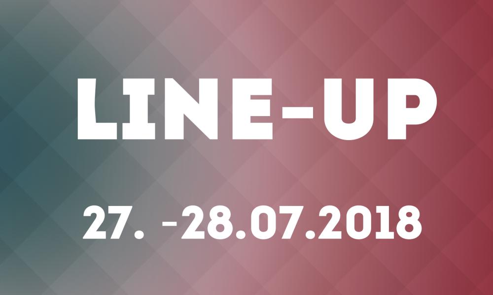 Bands 2018 – Das Line-Up füllt sich