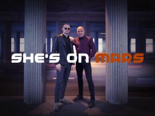 She's On Mars